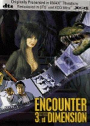 Rent Encounter in the 3rd Dimension Online DVD Rental