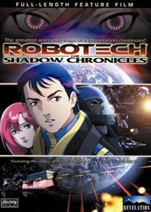 Rent Robotech: The Shadow Chronicles Online DVD Rental