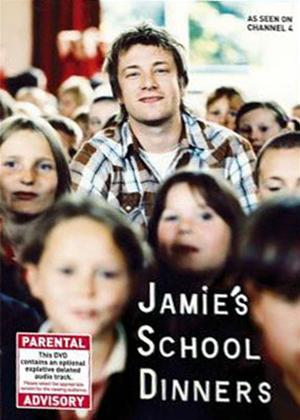 Rent Jamie Oliver: Jamie's School Dinners Online DVD Rental