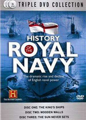 Rent History of the Royal Navy Online DVD Rental