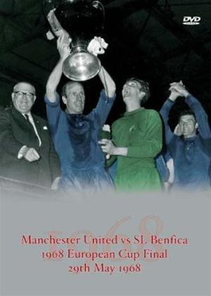 Manchester United vs SL Benfica: 1968 European Winner's Cup Online DVD Rental