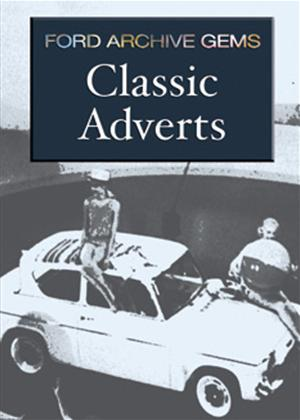 Ford Archive Gems: Classic Adverts Online DVD Rental
