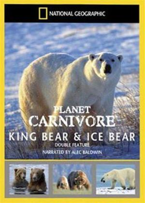 National Geographic: Planet Carnivore - King Bear/Ice Bear Online DVD Rental