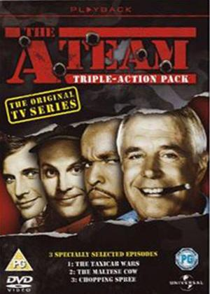 Rent The A-team: A Taste of the A-team Online DVD Rental