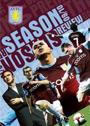 Aston Villa: Season Review 09/10 Online DVD Rental