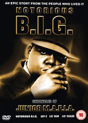 Rent Notorious B.I.G: Chronicles of Junior Mafia Online DVD Rental