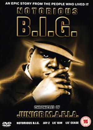 Notorious B.I.G: Chronicles of Junior Mafia Online DVD Rental