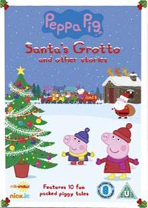 Rent Peppa Pig: Santa's Grotto Online DVD Rental
