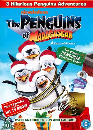 Rent The Penguins of Madagascar: The Classic Penguins Christmas Caper Online DVD Rental