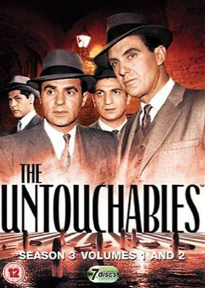The Untouchables: Series 3 Online DVD Rental