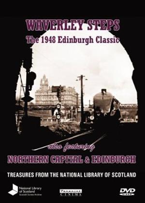 Rent Waverley Steps - the 1948 Edinburgh Classic Online DVD Rental
