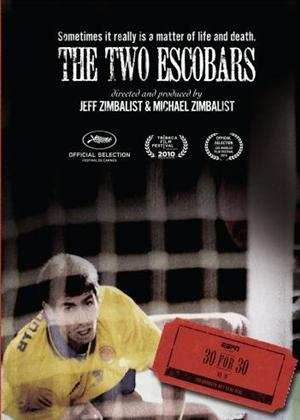 Rent The Two Escobars Online DVD Rental