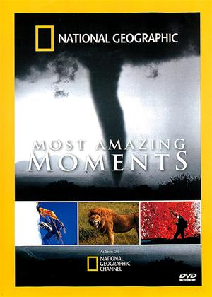 National Geographic: Most Amazing Moments Online DVD Rental