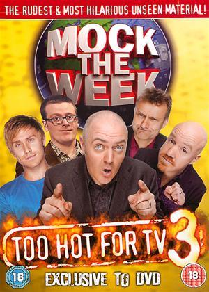 Mock the Week: Too Hot for TV 3 Online DVD Rental