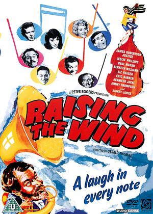 Raising the Wind Online DVD Rental
