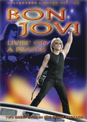 Bon Jovi: Livin' on a Prayer Online DVD Rental