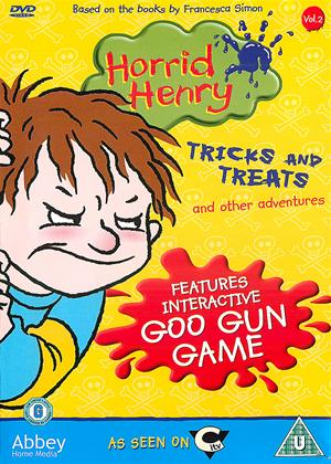 Rent Horrid Henry: Tricks and Treats Online DVD Rental