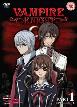 Rent Vampire Knight: Vol.1 Online DVD Rental