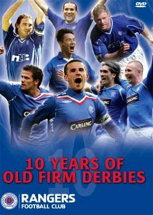 10 Years of Old Firm Derbies: Rangers Online DVD Rental