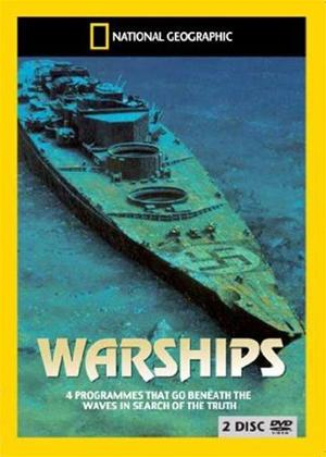 National Geographic: Warships Online DVD Rental