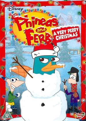 Phineas and Ferb: A Very Perry Christmas Online DVD Rental