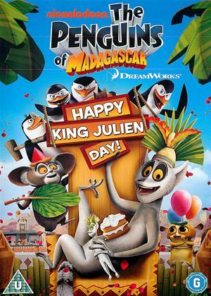 The Penguins of Madagascar: Happy King Julien Day Online DVD Rental