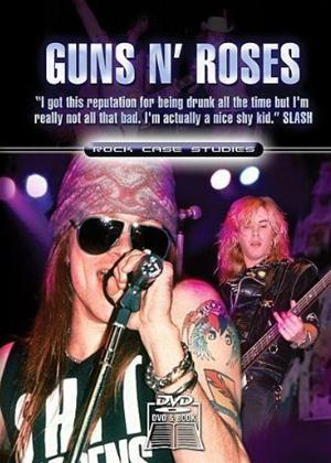 Rent Guns N' Roses: Rock Case Studies Online DVD Rental