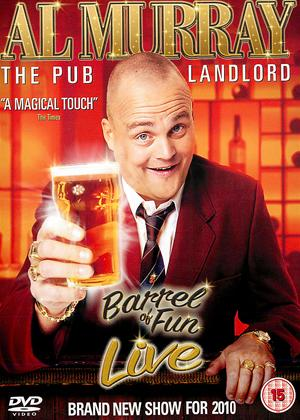 Al Murray: Barrel of Fun Live Online DVD Rental