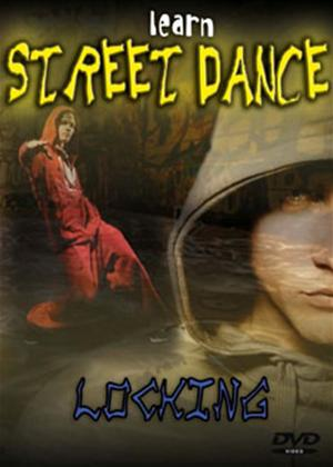 Learn Street Dance: Locking and Crumping Online DVD Rental
