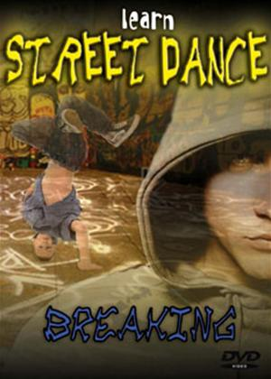 Learn Street Dance: Breaking Online DVD Rental