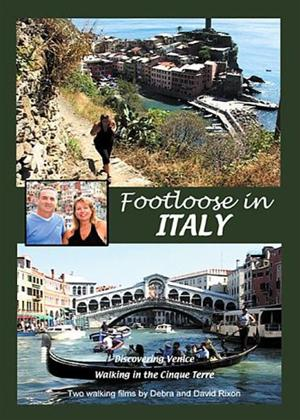 Footloose in Italy: Cinque-Terre and Venice Online DVD Rental