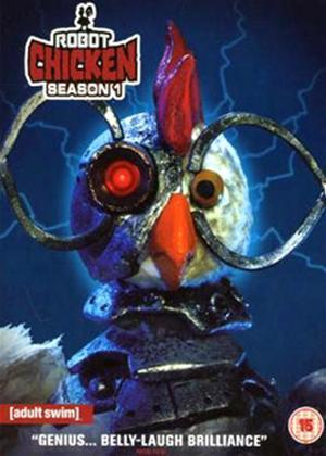 Robot Chicken: Series 1 Online DVD Rental
