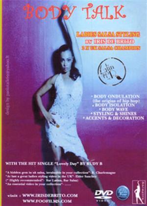 Body Talk: Ladies Salsa Styling Online DVD Rental