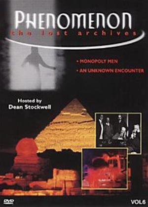 Rent Phenomenon: The Lost Archives: Vol.6 Online DVD Rental