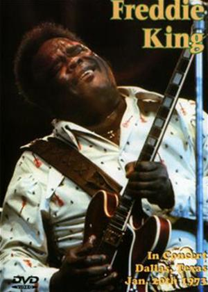 Rent Freddie King: Live in Concert Online DVD Rental