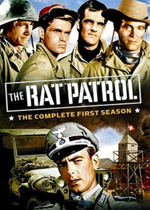 The Rat Patrol: Series 1 Online DVD Rental