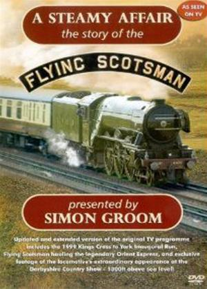 A Steamy Affair: The Story of The Flying Scotsman Online DVD Rental