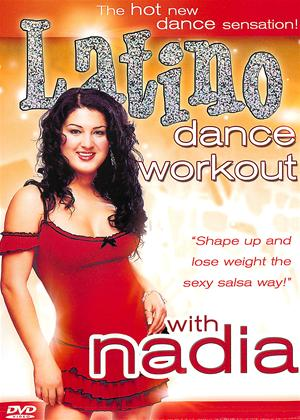 Latino Dance Workout with Nadia Online DVD Rental