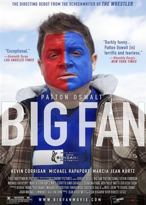 Big Fan Online DVD Rental