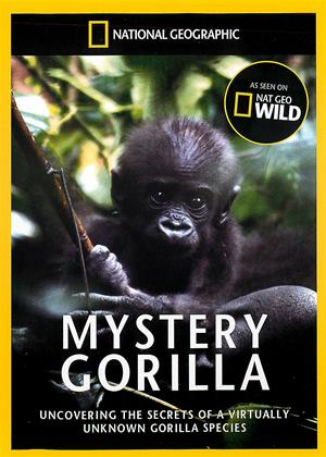 National Geographic: Mystery Gorilla Online DVD Rental