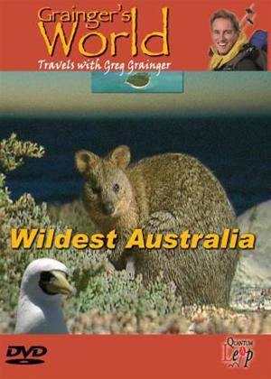 Rent Wildest Australia Online DVD Rental