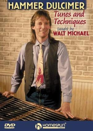 Hammer Dulcimer: Tunes and Techniques Online DVD Rental