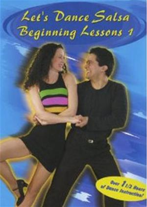 Let's Dance Salsa: Beginning Lessons 1 Online DVD Rental