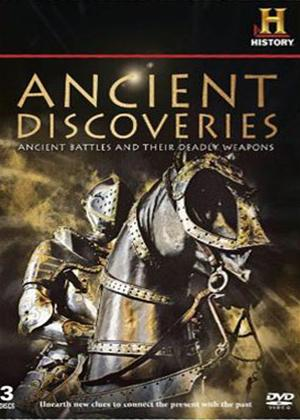 Rent Ancient Discoveries: Ancient Battles and Their Deadly Weapons Online DVD Rental