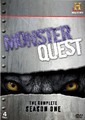 Monster Quest: Series 1 Online DVD Rental