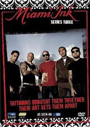 Miami Ink: Series 3 Online DVD Rental