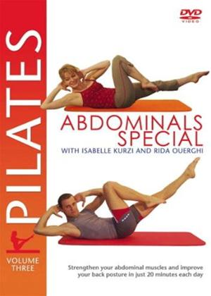 Pilates: Vol.3 Online DVD Rental