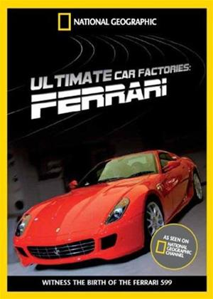 National Geographic: Ultimate Factories: Ferrari Online DVD Rental