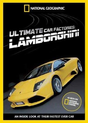 Rent National Geographic: Ultimate Factories: Lamborghini Online DVD Rental