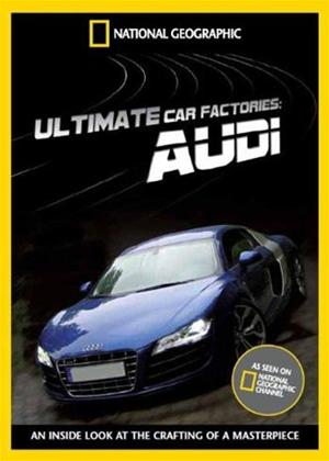 National Geographic: Ultimate Factories Audi Online DVD Rental